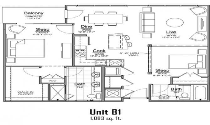 Floor Plans Steel Building Living Quarters