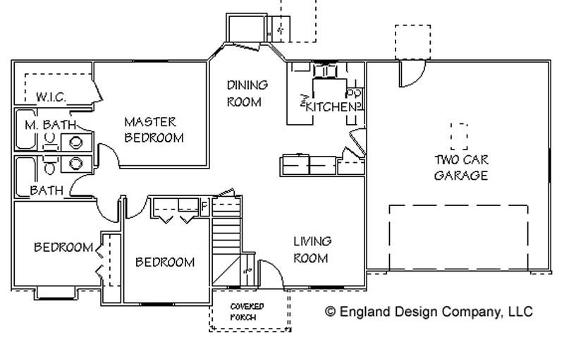 Floor Simple Country House Plans Designs Home