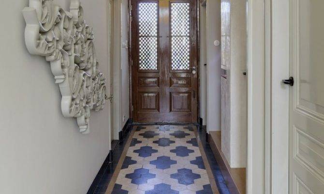Floor Tile Designs Foyer