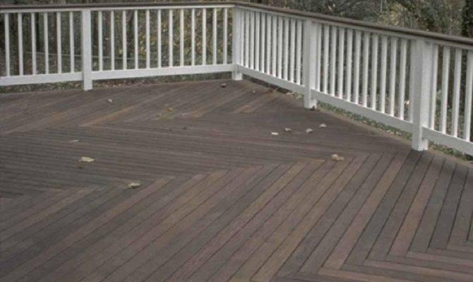 Flooring Ipe Hardwood Wood Decking Deck
