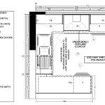 Flooring Restaurant Kitchen Floor Plans Layout