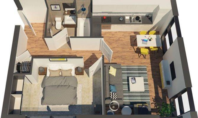 Floorplan New Build Flat Bed Fusion