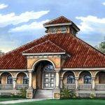 Florida Cracker House Plan Architectural