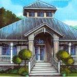 Florida Cracker Style Architectural Designs