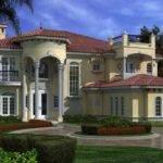 Florida House Plan Bedrooms Bath