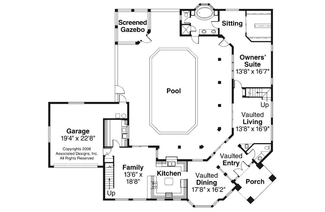 Florida House Plans Home Design Style