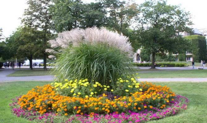 Flower Bed Ideas Landscape Garden