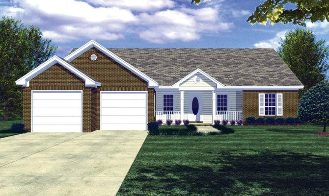 Foley Traditional Ranch Home Plan House Plans
