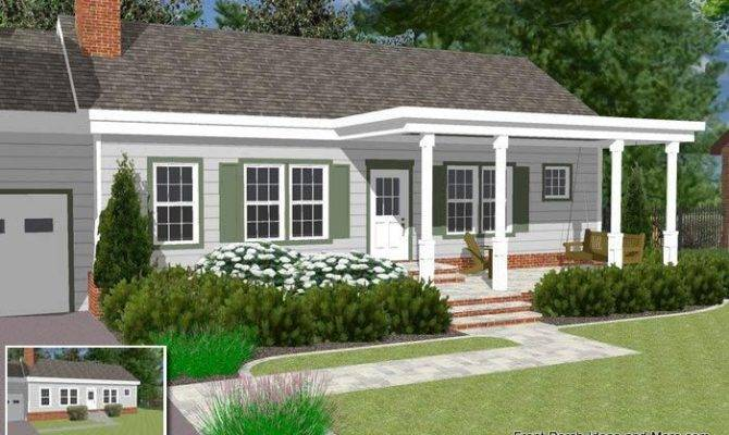 Found Front Porch Ideas More