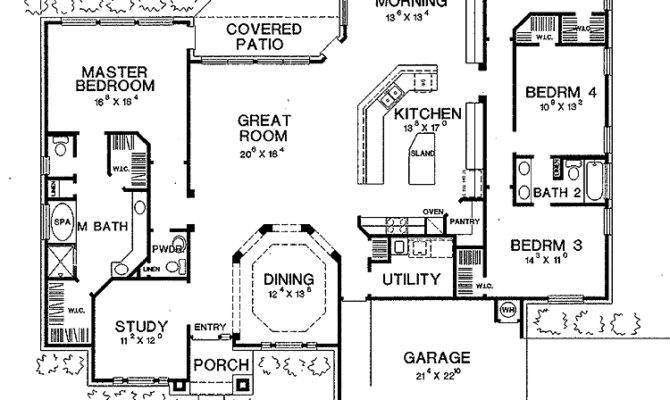 Four Bedroom New American Hwbdo