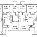 Fourplex Plan Plansource Inc