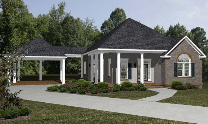 Foxbridge Ranch Home Plan House Plans More