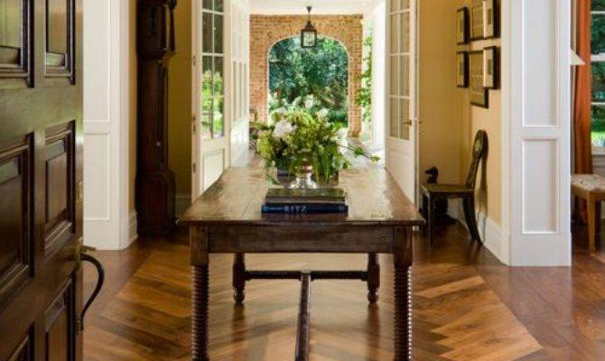 Foyer Hardwood Floors Home Design Ideas
