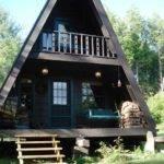 Frame Cabin Central