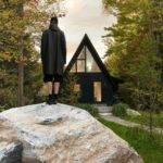 Frame Cabin Design Renovation Montreal Canada