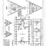 Frame Cabin Plans Blueprints Construction Documents
