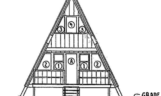 Frame Home Design Plan Front