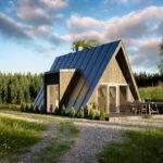 Frame House Kits Offer Affordability Quick Build