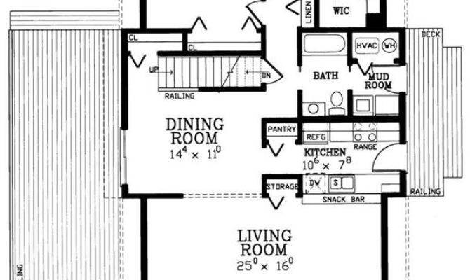 Frame House Plan Revisting Sensation