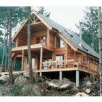 Frame House Plans Home Plan Weekend Cabin