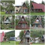Frame Houses Too Cute Greenapril