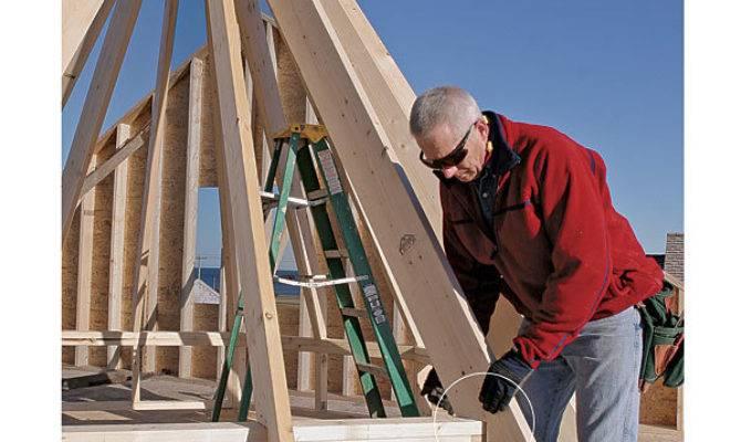 Framing Octagonal Turret Roof Finehomebuilding