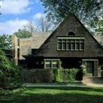 Frank Lloyd Wright Home Studio Oak Park Client National Trust
