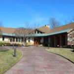 Frank Lloyd Wright Inspired Home Available Sale