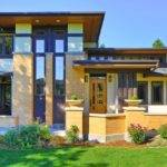 Frank Lloyd Wright Inspired House Craftsman