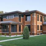Frank Lloyd Wright Style Homes Awesome Prairie House Plans