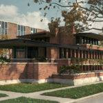 Frank Lloyd Wright Style House Plans