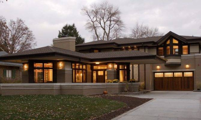 Frank Lloyd Wright Style Name House Plans Furniture Windows