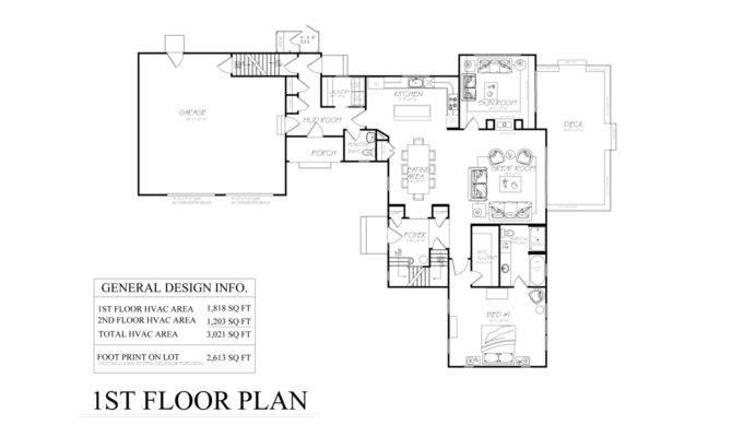 Freeblueprints Floor Plans Rectangular Shaped Design