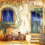 French Art Prints Paintings Provence France