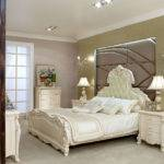 French Bedroom Industry Standard Design