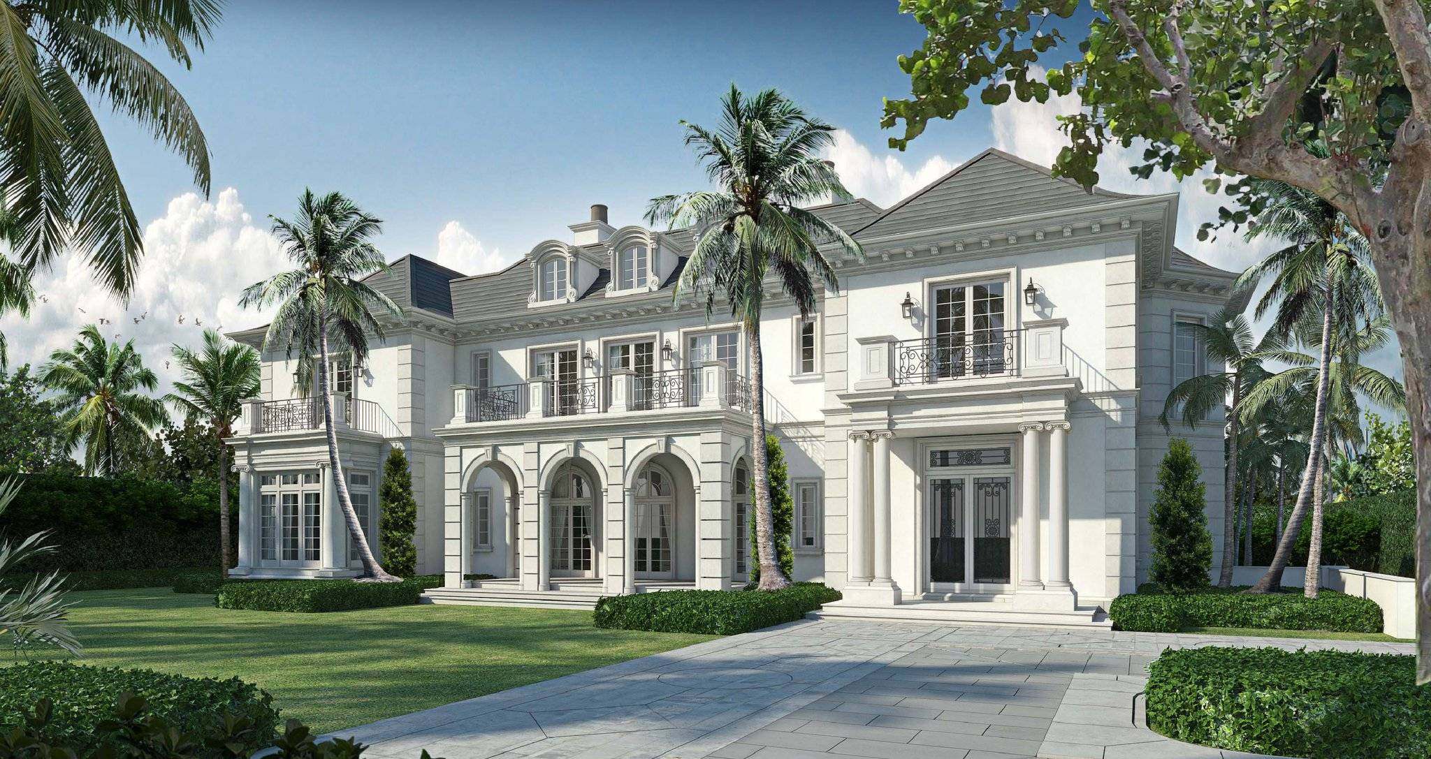 French Chateau House Plans Folat