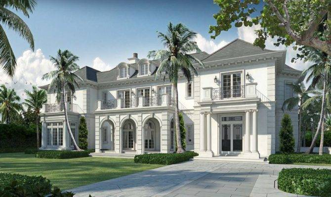 French Chateau Style Home Plans Architects Asked Simplify