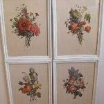 French Country Botanical Prints Granddar Etsy