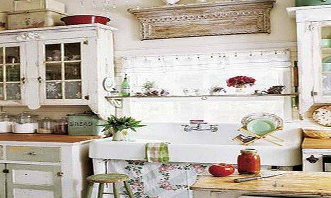 French Country Cor Adds Elegant Charm Kitchen