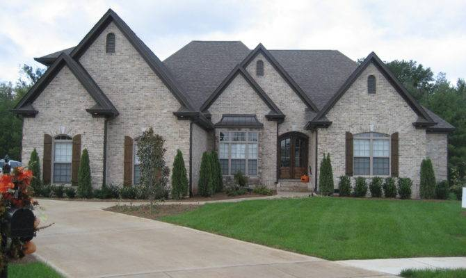 French Country Exteriors House Ideas Pinterest
