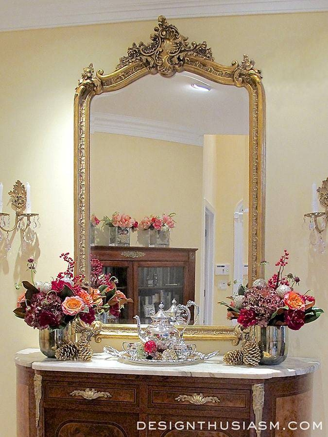 French Country Foyer Beautiful