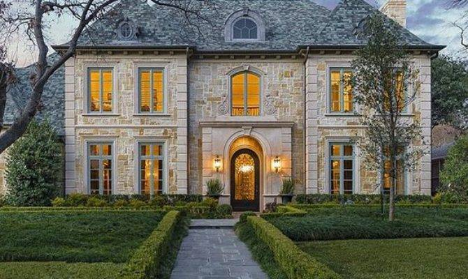 French Country Home Exterior Design Ideas