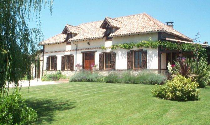 French Country Home Sale House
