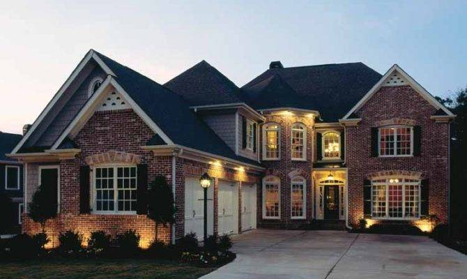 French Country House Pinterest Plans
