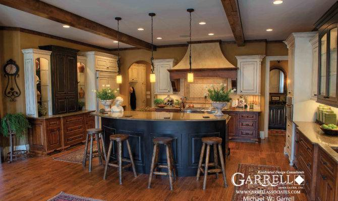French Country House Plans Interior Photos