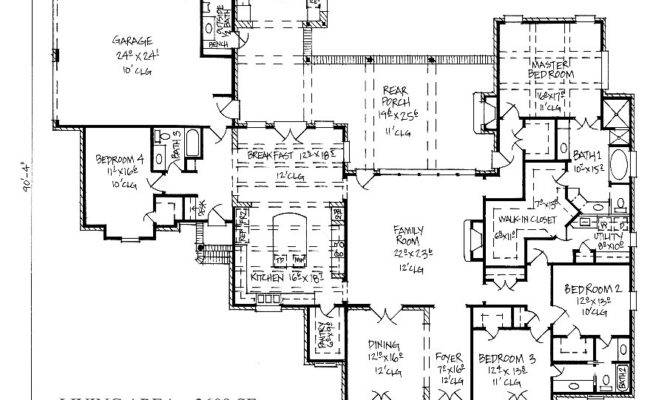 French Country Kitchen Floor Plans Video Photos