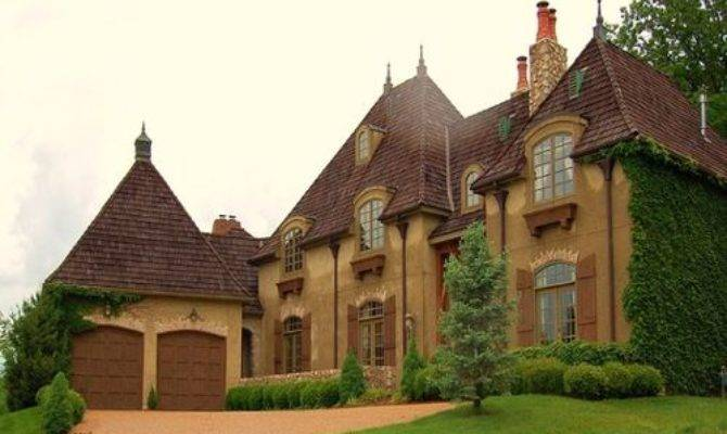 French Country Manor Ideas Remodel Decor
