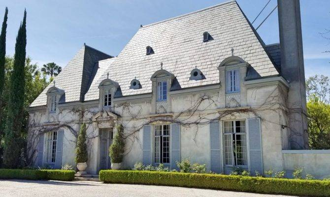 French Country Manor Stiles Clements