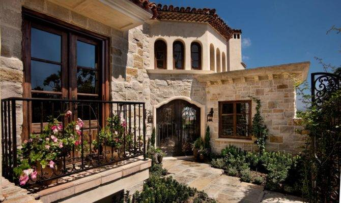 French Country Outdoor Space Photos Hgtv