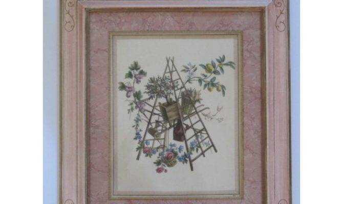 French Country Prints Pair Chairish